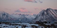 The Lofoten Islands.  <i>Ben Rosenberg<i/>